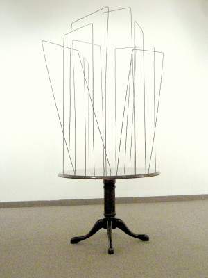 Table Parallax, 2010