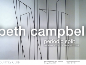 BETH CAMPBELL: PERIODIC SPLIT